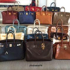 Sac Birkin Hermes, Hermes Kelly Bag, Hermes Bags, Hermes Handbags, Purses And Handbags, Birkin Bags, Handbag Display, Celebrity Shoes, Branded Bags