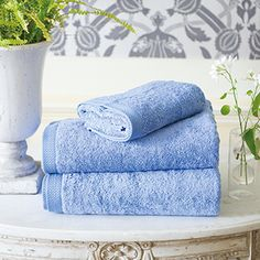 Lorton Delft Towels   Designers Guild UK
