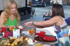 Tapioca da Carol Castro   Lanches > Tapioca   Estrelas - Receitas Gshow http://gshow.globo.com/receitas-gshow/receita/tapioca-da-carol-castro-520e8bcd4d38855e7d000049.html