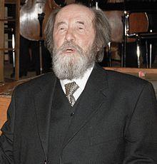 Alexander Issajewitsch Solschenizyn – Wikipedia