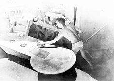 The Dome in the Desert by Wendell Burnette,In the kitchen. Courtesy of Paolo Soleri