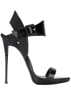 Shop Giuseppe Zanotti Design 'Cassie' sandals in Eraldo from the world's best…