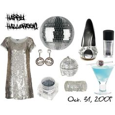 Disco Ball costume! :D