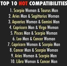 Scorpio man best compatibility