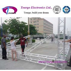 Concert Stage truss project