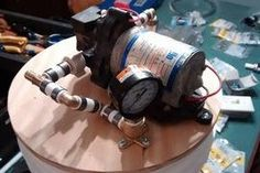DIY 12 Volt On-Demand Water Pump System: 8 Steps (with Pictures) Diy Water Pump, Water Pump System, Water Systems, House Water Filter, Electric Box, Building Toys, Pumps, Pictures, Projects