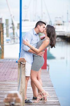 Engagements photos at Bayshore Landing Marina Miami by Orth Photography, engagement ideas, engagement photography, couple photos.