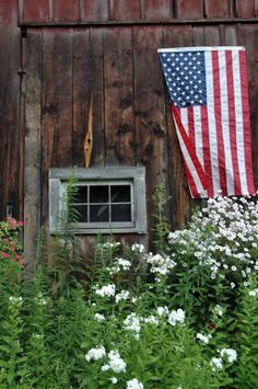 Barn And American Flag Americanlegionflags Emailpromotion