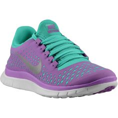 Nike Free Run 3.0 V4 Women's ($100) ❤ liked on Polyvore