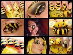 Makeup of bee