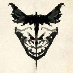 Batman and Jocker