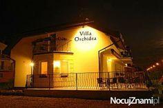 VILLA ORCHIDEA miejsce z klimatem || #apartamenty #morze #apartments #polska #poland ||  http://nocujznami.pl/obiekt/villa-orchidea-miejsce-z-klimatem