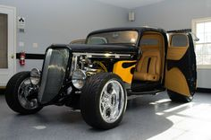1934 Ford 3 Window Coupe - Street Rod  (1932, 1933, 1934) Spectacular Build - Top Quality Throughout - This Is T #ad
