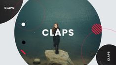 Girl Names Discover Claps Opener Animation Types, Text Animation, Motion Design, Motion Logo, Design Poster, Cool Animations, Diy Weihnachten, After Effects, Interactive Design