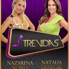 """Natalia Denegri Y Nazarena Nobile Nueva Foto En """"Atrevidas"""" TV SHOW"""