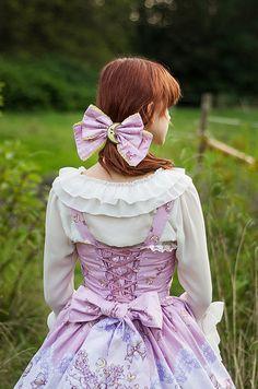 Bodyline - l579 - Jumper skirt - Lolita