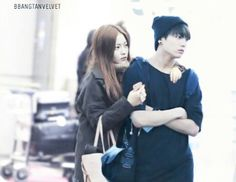 #Jungri #Satangelique Korean Couple, Best Couple, V Taehyung, Bts Jungkook, Jung Kook, Bts Memes, Kpop Couples, We Get Married, Fan Edits