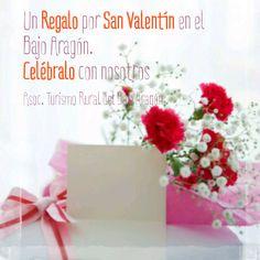 Regálate un San Valentín en nuestras Casas de Turismo Rural en el Bajo Aragón de Teruel. http://turismoruralbajoaragon.com/blog/un-regalo-por-san-valentin-en-el-bajo-aragon-ven-y-celebralo-con-nosotros/