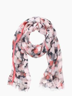 Festive Bubbles Scarf by Kate Spade