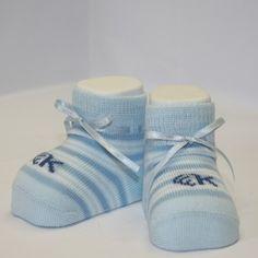 calzini nascita neonato Azzurro Kerubino