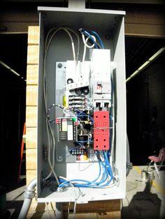 3 Phase Manual Changeover Switch Wiring Diagram Generator