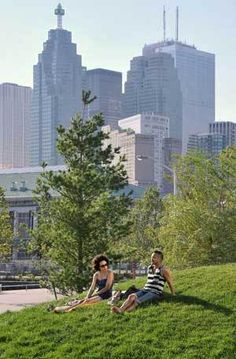New Research: Parks Alleviate Brain Fatigue - Article from http://dirt.asla.org/