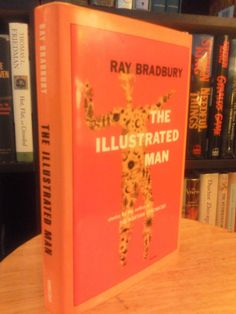 The Illustrated Man - Ray Bradbury - (2001, Hardcover)
