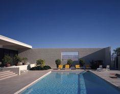 Palevsky House, Palm Springs, 1971