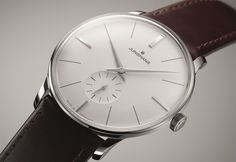 Junghans Meister- I came so close to buying this with a metal strap. It's very pretty.