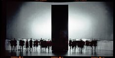 TURANDOT  Inszenierung Robert Carson  Bühne Nigel Lowery De Nederlandse Opera Amsterdam/Nationaltheater Mannheim