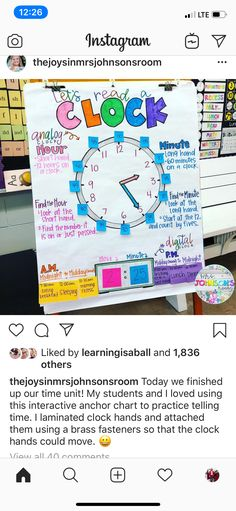 Math Lesson Plans, Math Lessons, Grade 1, Second Grade, Vocabulary Instruction, Math Anchor Charts, Look Short, Teaching Time, Teacher