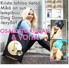 Kilpailu Me We:n Facebook-sivulla 13.8.2013 saakka!