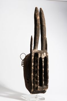 Dogon Walu Mask, Mali http://www.imodara.com/item/mali-dogon-walu-antelope-mask/