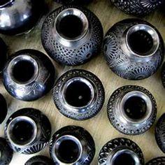 Barro de Oaxaca, Mexico (black handmade pottery)
