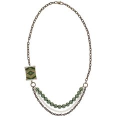 First Class Necklace   Fusion Beads Inspiration Gallery