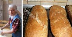 7-dňový chlebíček podľa mojej babičky: Taký chleba v obchode nekúpite, vydrží vám mäkký celý týždeň