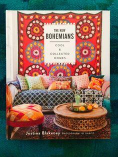 The New Bohemians book by @justinablakeney , photos by @oldbrandnew