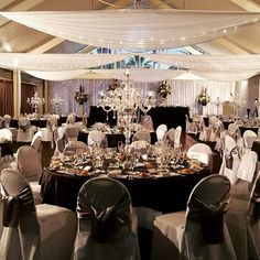 Recent wedding styled by Fairytale Events at the #1 voted reception venue in Sydney, Colebee Center. Specialty linen, candelabra's, ceiling draping, bridal table, candy buffet by Fairytale Events. #Fairytaleevents #Colebee Center #Crystalcandelabrahire #ceilingdraping #Candybuffethire #linenhire #bridaltablestyling Candelabra Wedding Centerpieces, Crystal Candelabra, Ceiling Draping, Ceiling Lights, Wedding Ceiling, Bridal Table, Candy Buffet, Fairytale, Wedding Styles
