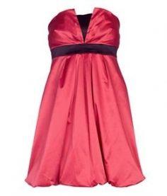 Robe bustier Naf Naf