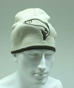 So sieht die Mütze auf einem Kopf aus.....