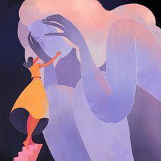Kim Salt — A few personal illustrations of late Graphic Design Illustration, Digital Illustration, Dark Drawings, Aesthetic Art, Illustrations, Art Inspo, Concept Art, Fanart, Character Design