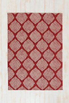 Magical Thinking Diamond Tile Rug #urbanoutfitters