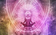 Spiritual Yoga Meditation Zen Colorful Hand & Bath Towel by Liviana - Hand Towel Yoga Music, Meditation Music, Mindfulness Meditation, Guided Meditation, Reiki Music, Simple Meditation, Meditation Youtube, 7 Chakras, Sound Healing