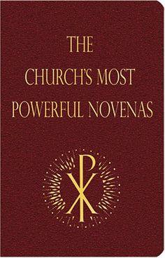 The Church's Most Powerful Novenas: Michael Dubruiel: 9781592760978: Amazon.com: Books