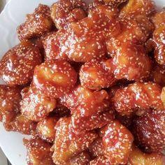 Kínai mézes csirke egyszerűen Receptek a Mindmegette. Meat Recipes, Chicken Recipes, Recipe Chicken, Good Food, Yummy Food, Hungarian Recipes, Food Humor, Bbq Chicken, Sweet And Salty
