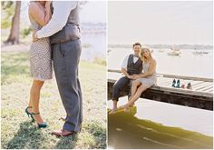 Engagement Session at White Rock Lake