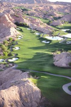Wolf Creek Golf Course in Mesquite, Nevada - One of the most beautiful courses I've played. ♠  re-pinned by  http://www.countryclubsinflorida.com/