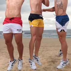 Shorts for men. BCNÜ Utility Wear.