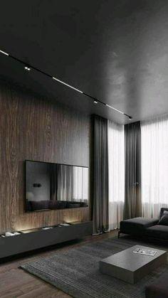 Master Bedroom Interior, Room Design Bedroom, Modern Bedroom Design, Home Room Design, Interior Design Living Room, Living Room Designs, House Floor Design, Casa Milano, Luxurious Bedrooms