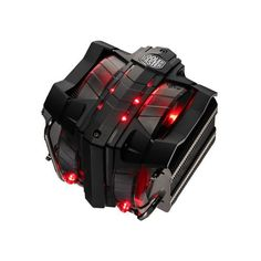 Cooler Master V8 GTS RR-V8VC-16PR-R1 140mm CPU Fan For Intel LGA 2011-1366-1156-1155-1150-775 & AMD Socket FM2+-FM2-FM1-AM3+-AM3-AM2+-AM2